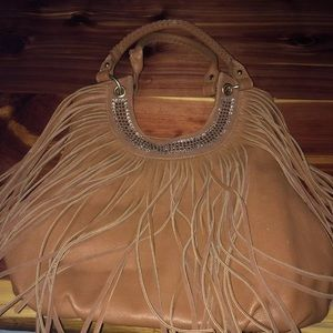 Vieta fringe purse